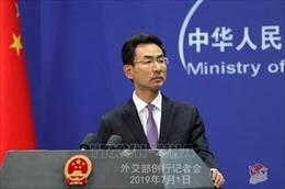 Trung Quốc chỉ trích Mỹ là nguyên nhân khiến khủng hoảng hạt nhân Iran leo thang