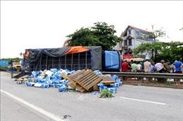 Khởi tố vụ án, tạm giữ hình sự lái xe tải làm 5 người thiệt mạng ở Hải Dương