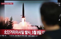 Hàn Quốc xác định Triều Tiên bắn loại tên lửa đạn đạo tầm ngắn mới