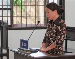 Tham ô 658 triệu đồng, nữ thủ quỹ lĩnh án 7 năm tù giam