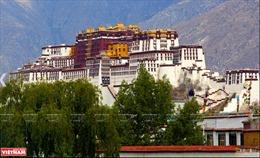Thủ phủ Lhasa của Tây Tạng lần đầu tiên đón mùa hè