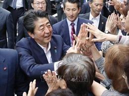 Đảng cầm quyền của Thủ tướng Nhật Bản chiếm ưu thế vượt trội trước bầu cử Thượng viện