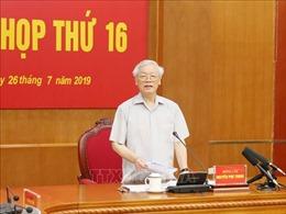 Tổng Bí thư, Chủ tịch nước Nguyễn Phú Trọng: Đã bước đầu khắc phục được tình trạng 'trên nóng, dưới lạnh'
