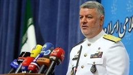 Nga và Irantăng cường hợp tác hải quân