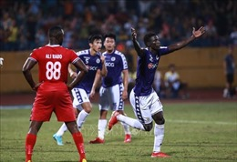 AFC Cup 2019: CLB Hà Nội giành vé vào vòng bán kết liên khu vực châu Á