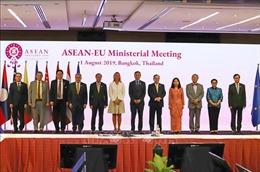 ASEAN và EU ra tuyên bố chung về hợp tác an ninh mạng