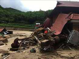 Liên minh châu Âu cứu trợ 100.000 Euro cho nạn nhân lũ lụt tại Việt Nam