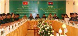 Phối hợp quản lý, bảo vệ biên giới Việt Nam - Campuchia