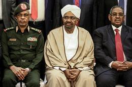 Đề nghị giao nộp cựu Tổng thống Sudan cho Tòa Hình sự Quốc tế