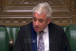 Chủ tịch Hạ viện Anh sẽ ngăn Thủ tướng đóng cửa Nghị viện