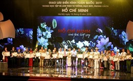 Chương trình giao lưu 'Hồ Chí Minh - Hành trình khát vọng'