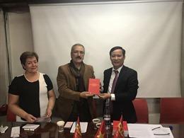 Đảng Cộng sản Việt Nam và Colombia tăng cường hợp tác