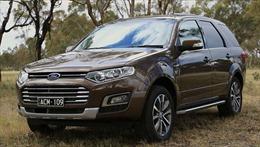 Ford đẩy mạnh hoạt động tại thị trường Trung Quốc