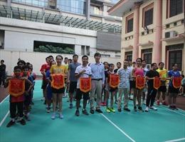 Giao lưu thể thao chào mừng Quốc khánh 2/9 tại Malaysia