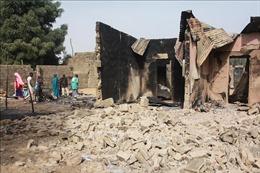 Giao tranh giữa quân đội Nigeria và phiến quân, ít nhất 12 người thiệt mạng
