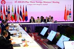 Hội nghị Bộ trưởng Ngoại giao ASEAN+3 lần thứ 20