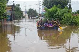 Ít nhất 180 người thiệt mạng do mưa lũ ở Ấn Độ