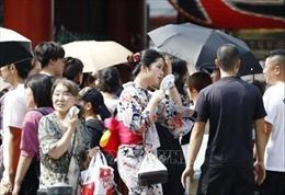 Nắng nóng tại Nhật Bản, 57 người tử vong