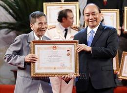 Thủ tướng trao tặng danh hiệu Nghệ sỹ nhân dân, Nghệ sỹ ưu tú lần thứ IX