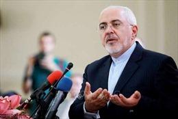 Iran cảnh báo vùng Vịnh giống 'mồi lửa sẵn sàng bùng cháy'