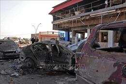 Lực lượng bán quân sự Iraq cáo buộc Mỹ chịu trách nhiệm vụ tấn công căn cứ Hashed