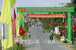 Công nhận 3 huyện, thị xã đạt chuẩn nông thôn mới