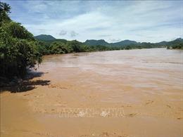 Nước các sông tại Thanh Hóa đang lên nhanh, báo động I trên sông Mã, sông Lèn và sông Bưởi