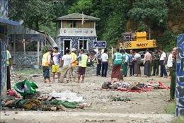 Phiến quân mở đợt tấn công chưa từng thấy nhằm vào các lực lượng an ninh Myanmar