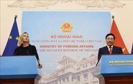Thúc đẩy quan hệ Đối tác và hợp tác toàn diện Việt Nam - EU
