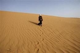 Bụi Sahara 'làm dịu' các cơn bão ở Đại Tây Dương
