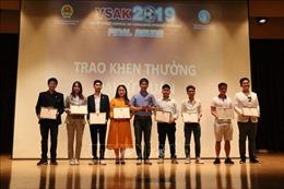 Đại hội thể thao SFVSAK12 - sân chơi gắn kết du học sinh Việt Nam tại Hàn Quốc