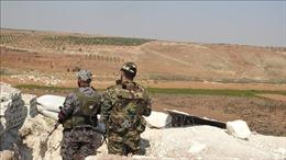 Lực lượng Chính phủ Syria áp sát thị trấn quan trọng chiến lược tại Idlib