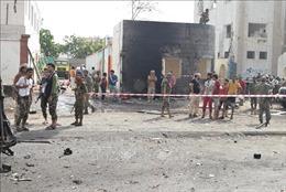 Các tay súng Al-Qaeda tấn công một căn cứ quân sự ở Yemen