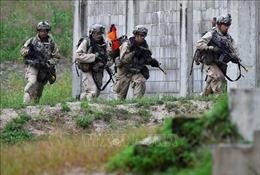 Hàn - Mỹ thông báo tập trận chung bất chấp cảnh báo từ Triều Tiên