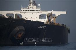 Hy Lạp chưa nhận được yêu cầu cập cảng của tàu chở dầu Iran