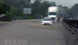 Trung Bộ mưa to, đề phòng lũ quét và sạt lở đất