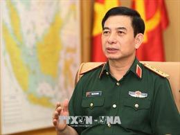 Đoàn đại biểu Quân sự cấp cao Quân đội nhân dân Việt Nam thăm chính thức Liên bang Nga