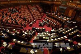 Thượng viện Italy bác bỏ đề xuất đẩy nhanh bỏ phiếu bất tín nhiệm Thủ tướng