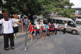 Vụ học sinh trường Tiểu học Gateway tử vong: Chiếc xe đưa đón hoạt động 'chui'