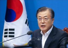 Tổng thống Hàn Quốc đề nghị Nhật Bản đối thoại - Cuộc gặp không chính thức tại Guam