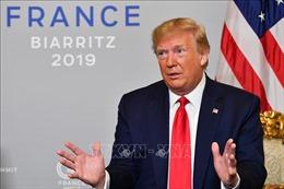 Tổng thống Mỹ khẳng định không tìm cách thay đổi ban lãnh đạo Iran