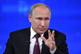 Nhật Bản và Nga nhất trí hợp tác thúc đẩy phát triển khu vực Viễn Đông