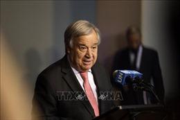 Tổng Thư ký Liên hợp quốc kêu gọi Ấn Độ và Pakistan kiềm chế