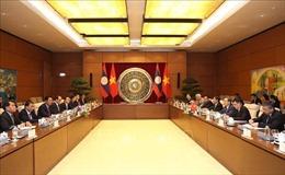 Tiếp tục phối hợp hiệu quả giữa hai Quốc hội Việt Nam - Lào