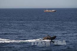 Cảnh báo tình trạng cướp biển gia tăng tại Tây Phi