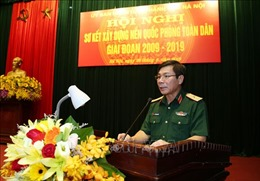 Lực lượng vũ trang Thủ đô quyết tâm giữ vững ổn định chính trị trong mọi tình huống