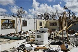 Tổng Thư ký Liên hợp quốc thăm Bahamas vừa bị siêu bão Dorian tàn phá