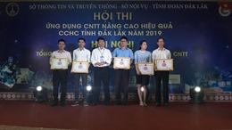 Đắk Lắk tăng cường ứng dụng công nghệ thông tin trong cải cách hành chính