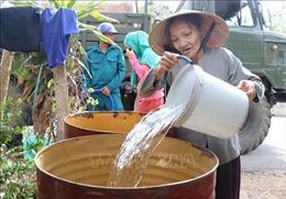 Chủ động cung ứng, bảo đảm nguồn nước sinh hoạt cho người dân Phú Yên