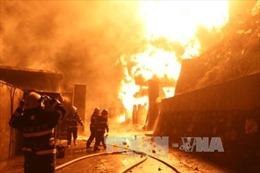 Cháy nhà máy tại Trung Quốc, ít nhất 19 người thiệt mạng